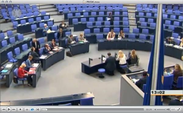 An die Bundestagsabgeordneten